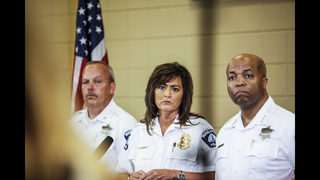 Minneapolis police chief resigns after shooting by officer
