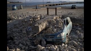 The Latest: Turkish quake victim