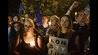 Polish president sees flaws in contentious law on top court