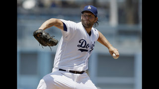 LEADING OFF: Kershaw, Strasburg ailing; Cubs get boost