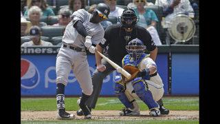 Yankees win first series in 6 weeks, beat Mariners 6-4