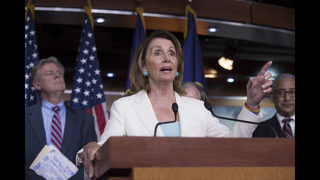 The Latest: Democrats offer