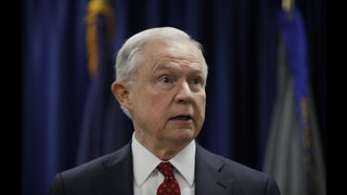 AP sources: Trump speaks to advisers about firing Sessions