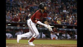 Martinez hits 2, Marte homers in Diamondbacks