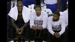 Cavaliers execs reject Irving trade talk, deny team in chaos