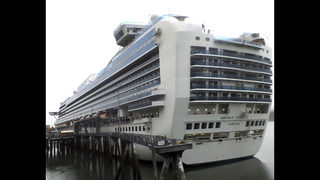 FBI: Man says he killed wife on cruise over her laughing