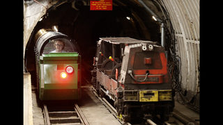 Mail Rail lets tourists visit London