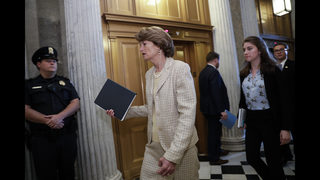 Republicans strain for modest