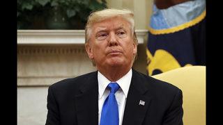 Russia sanctions bill exposes Trump