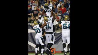 No Brady, no defense, Patriots fall to Jags 31-24 in opener