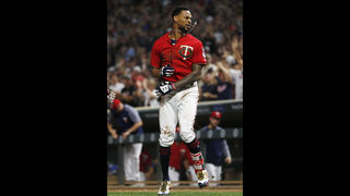 Sano homers twice as Twins pound D-backs 10-3