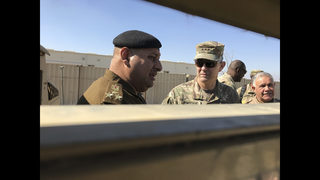 US: Iraqi forces ready for next battle against IS extremists