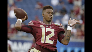 Florida State QB Francois ready to be leader of offense