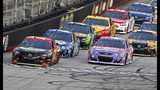 Kyle Busch completes Bristol sweep with 20th win at track