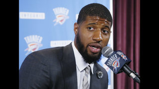 NBA investigating Lakers amid George tampering allegation