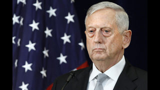 Mattis tight-lipped on new Afghanistan war strategy