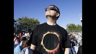 Eclipse watchers:
