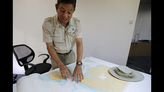 Busy waters around Singapore carry a host of hazards