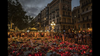 The Latest: 4 suspects in Spain attacks face interrogations