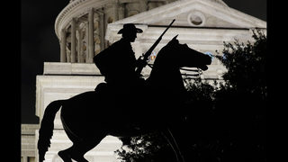 Civil War lessons often depend on where the classroom is