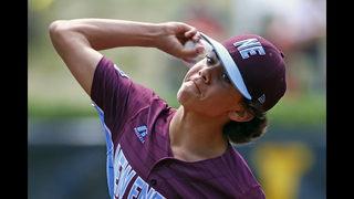 Nasty: Good pitching beats good hitting (so far) at LLWS