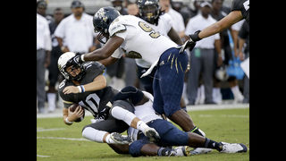 Video: Budding rivalry between UCF and FIU apparent in first football…