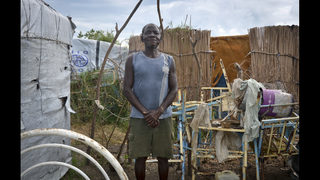 Forgotten people stranded for years by South Sudan