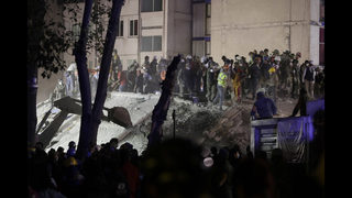 The Latest: Mexico City mayor puts capital quake toll at 115