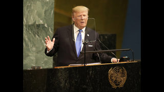 The Latest: Trump wants to increase US investment in Africa