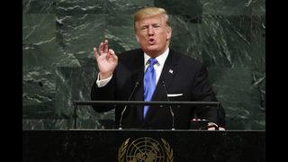 Iranian president: Trump
