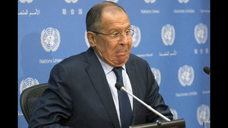 Russia: Relations with US poor over