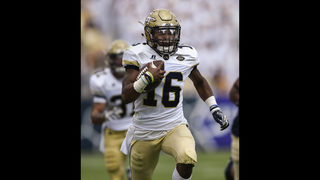 Georgia Tech overwhelms Pittsburgh 35-17 in ACC opener