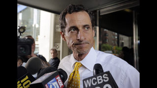 Weiner due in court for sentencing in sexting scandal