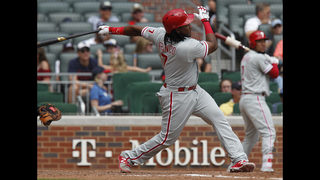 Pivetta throws 6 strong innings, Phillies beat Braves 2-0