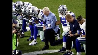 NFL opts not to react to Trump