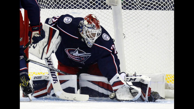 Taste of playoffs not enough for young Blue Jackets | Boston 25 News