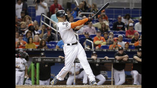 Stanton remains at 59 homers, Marlins win 10-2