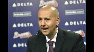 Braves general manager, scout chief resign amid MLB probe