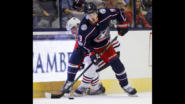 Panarin, Dubois among newcomers for ambitious Blue Jackets ...