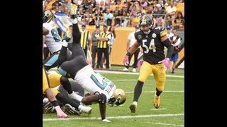 Fournette, Jaguars make statement in win over Steelers