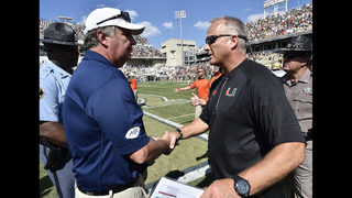 No. 11 Miami looks to avoid letdown, hosts Georgia Tech