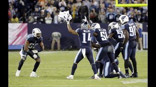 Finally! Titans end 11-game skid to Colts with 36-22 win
