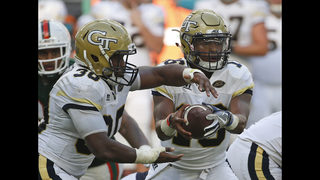 Georgia Tech tries to shake off 2 excruciating losses
