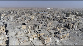 US-backed Syrian force declares victory over IS in Raqqa