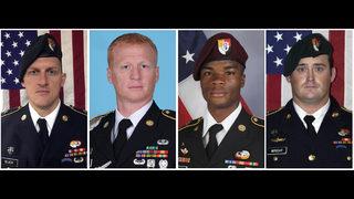 Pentagon faces demands for details on deadly attack in Niger