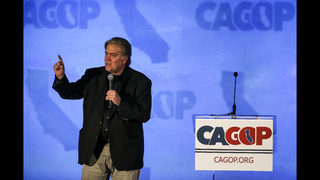 Bannon faults George W. Bush for