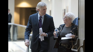 Gorsuch: Civility doesn