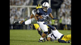 Penn State pay back: No. 2 Nittany Lions beat Michigan 42-13