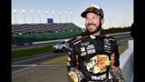 Truex confident as NASCAR