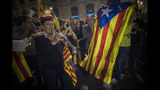 The Latest: Parties pick senators to study Catalan measures